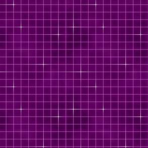 Neon grid-Magenta