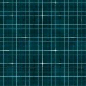Neon grid-Green