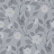 needlework grey
