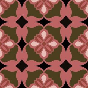 Rosey Tile