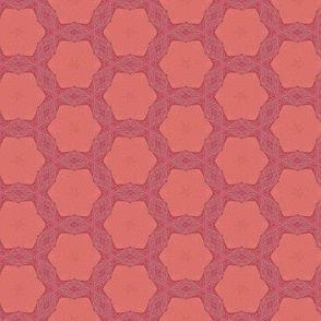 circles in pinks