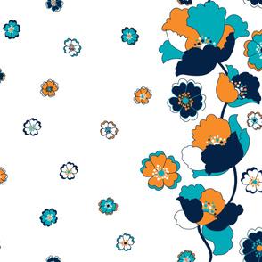 Kitchenette Flowers LG - Cresta