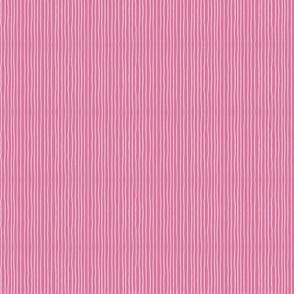 Summer Seaside  Marshmallow Pink Stripe