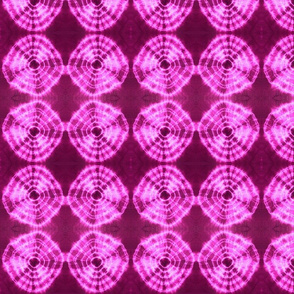 tie dye fuchsia 6 4x4
