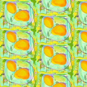 mango (green yellow)
