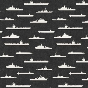 Naval Fleet - dark grey - LAD19