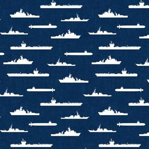 Naval Fleet - dark blue  - LAD19