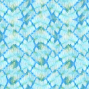 TRIAL_Rough shibori diamonds