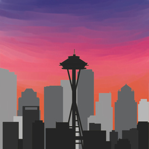 Seattle skyline lg