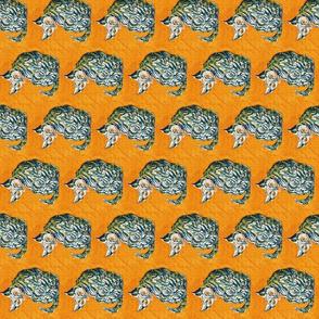Fabric cat 90