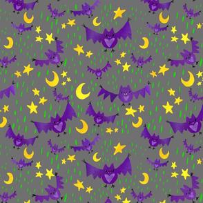Happy Bats Acid Rain