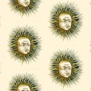 sleepless sun