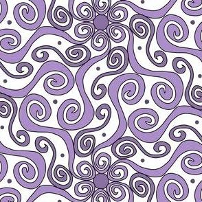 Mellow swirls