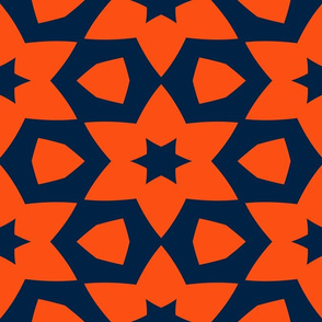 The Navy and the Orange: Double Stars