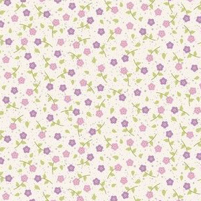 Ditsy Flower Pattern
