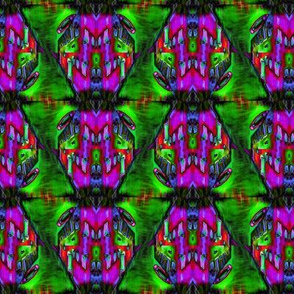 HAPPY UNHAPPYV TROLL ABSTRACT PSMGE