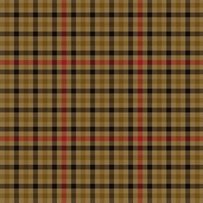 Seaforth estate tartan check, 3""