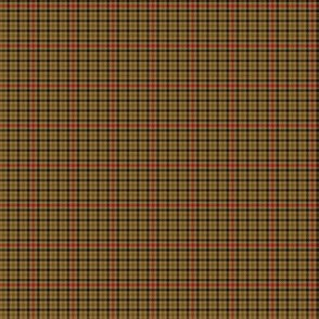 Seaforth estate tartan check, 1""