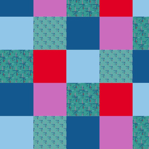 PDX Carpet Quilt