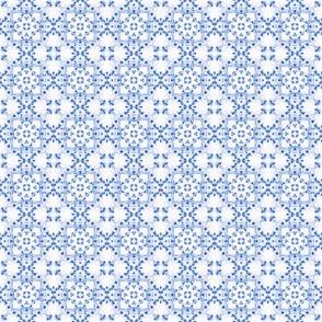 Garden Sprites ~ China Blue One