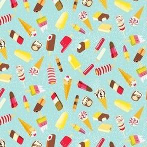 vintage summer icecream