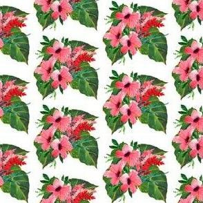 "2"" Tropical Hibiscus Bunch"