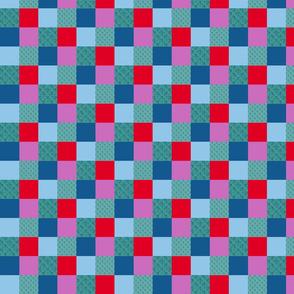 PDX Carpet Quilt_ tiny scale