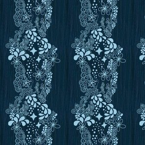 Project 943  Blue Borders on Dark Blue