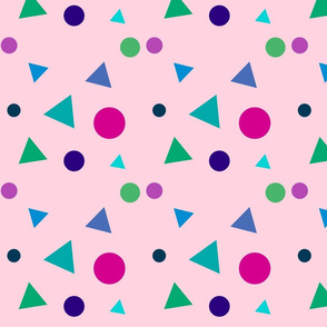 Prickle Pops, triangles and Spots