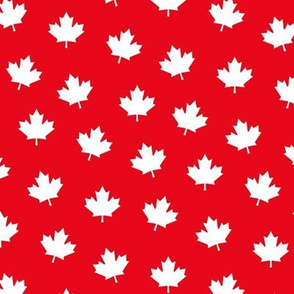 maple leafs med reversed || canada day canadian july 1st