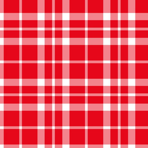 plaid lg || canada day canadian july 1st