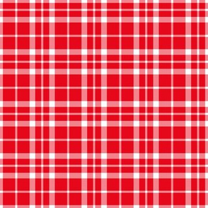 plaid sm || canada day canadian july 1st