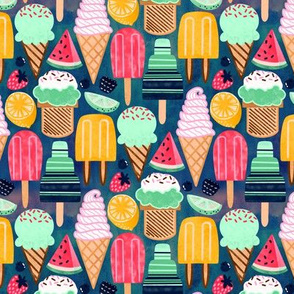Yum-Summer Ice Cream