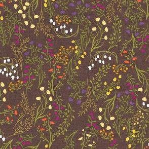 Summer Meadow {Woodland}