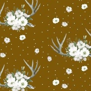 """4"""" Rustic Lodge Florals // Carmel"""