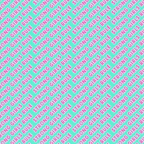 (small scale) Strong girls rule C19BS