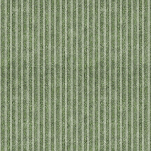 Dusty Sage Green Velvety Stripes