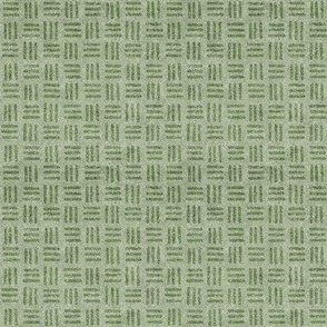 Dusty Sage Green Velvety Weave