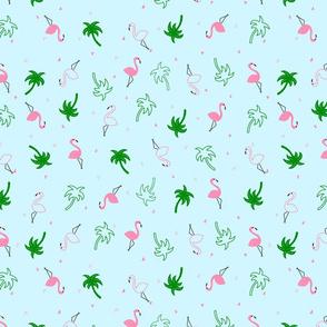 Flamingo Summer