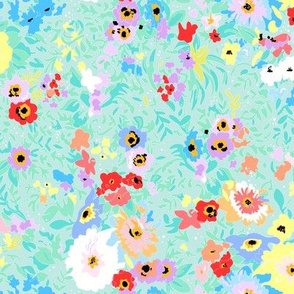 Ditsy Summer Florals (Small)