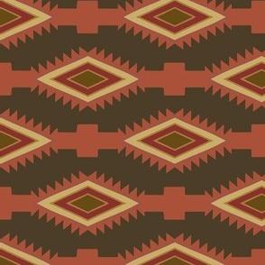 Aztec M-001-Brown