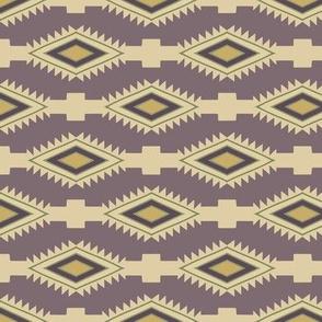 Aztec  M-001 - Violet