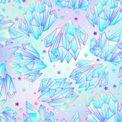 Pastel Crystal Healing