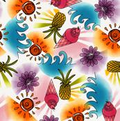 Small Summer Splash - by Kara Peters