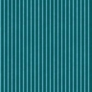 blue green textured stripes - vertical