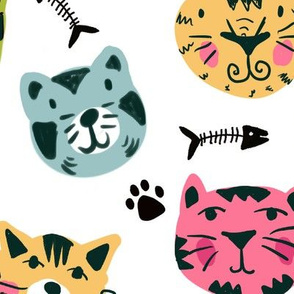 Cat Characters