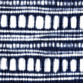 Shibori - Organic and Loose Lines and Dots