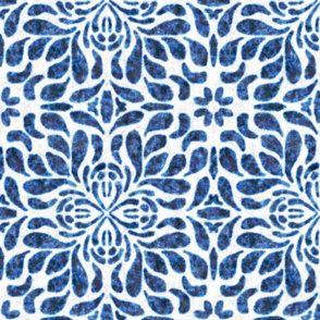 Amelia Tile, Blue, large