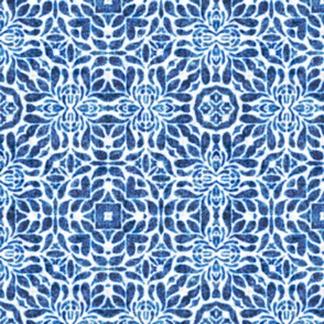 Bethany Tile, Blue, large