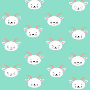 Baby Goat Green